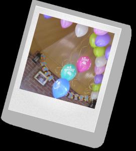 Как украсить комнату на детский день рождения