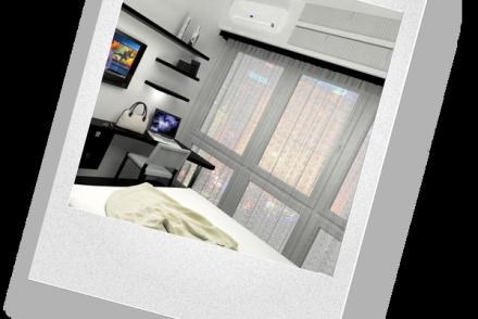 Как можно оформить интерьер в небольшой квартире?