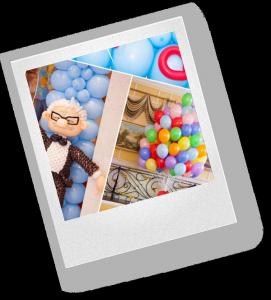 дизайн в день рождения