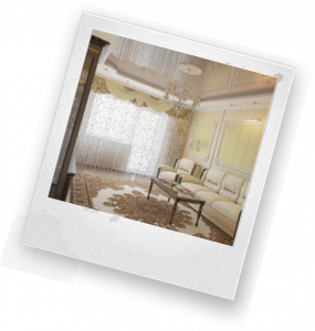 варианты обстановки квартиры в классическом стиле