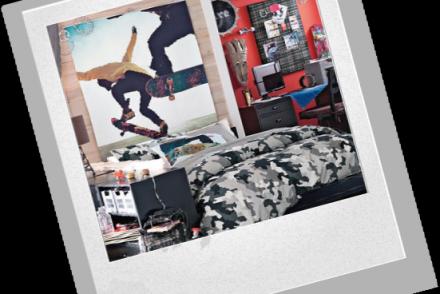 Несколько универсальных идей для украшения комнаты подростка