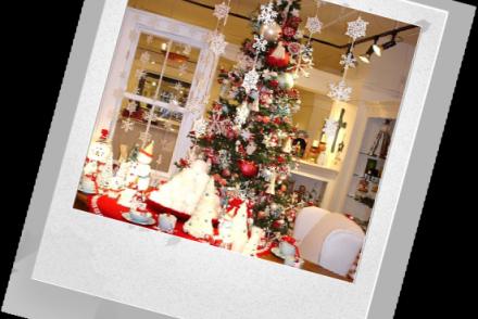 Украшаем комнату на Новый Год игрушками и аппликациями