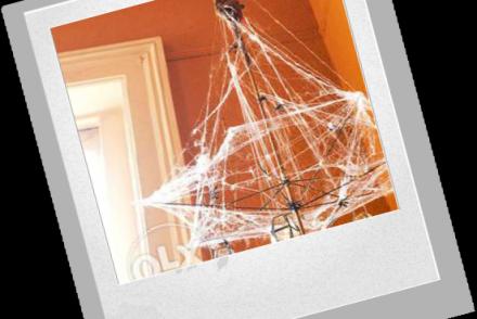 Готовим украшение дома на Хэллоуин — атрибутика и символика