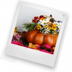 Как красивее и эффективнее всего украсить дом цветами живыми и декоративными