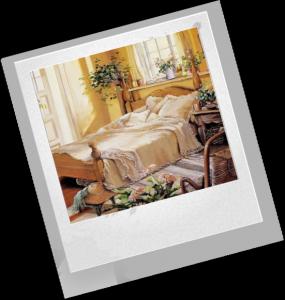 как уютно обставить дом