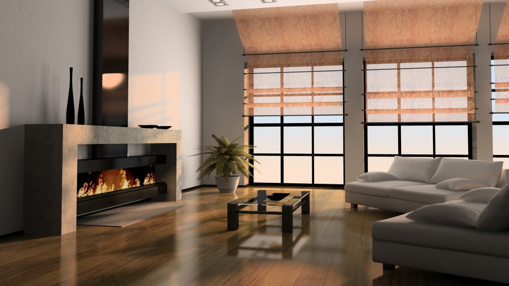 варианты интерьера 2х комнатной квартиры