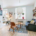Интерьер квартиры студии 28 кв м — что можно сделать?