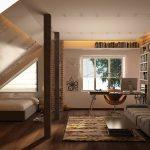 Каким должен быть интерьер комнаты гостиная, спальня и других помещений?