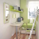 Каким может быть интерьер комнаты узкой и длинной?