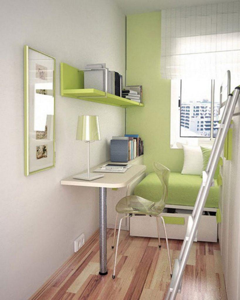 нестандартная планировка комнаты