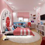 Какой интерьер комнаты для подростка девочки можно сделать?