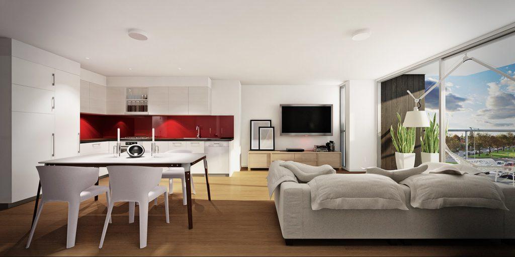 как обставить квартиру для одного