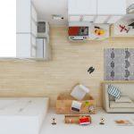 Какой интерьер квартиры уютный будет более всего?
