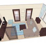 Как правильно расставить мебель в гостиной — советы и рекомендации