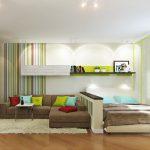 Как правильно расставить мебель в спальне?