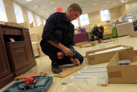 Как собрать мебель самостоятельно?