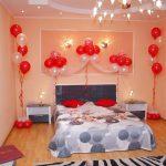 Как украсить дом ко дню рождения мужа?