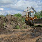 Этапы подготовки участка к строительству