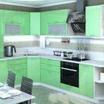 Недорогой ремонт кухни своими руками